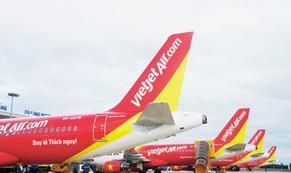 Vietjet khuyến mãi triệu vé 0 đồng toàn mạng bay