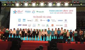 Ngày hội Chăm sóc sức khỏe cộng động lần IV thu hút hơn 10.000 người tham dự