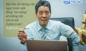 CEO Trương Văn Trắc - Người hái những trái ngọt chín đậm ở tuổi nghỉ hưu