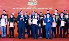 C.P. Việt Nam đứng thứ 26/500 doanh nghiệp lớn nhất năm 2018