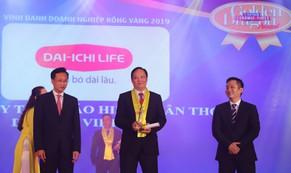 """Năm thứ 11 Dai-ichi Life Việt Nam đạt """"Công ty bảo hiểm nhân thọ tốt nhất"""""""