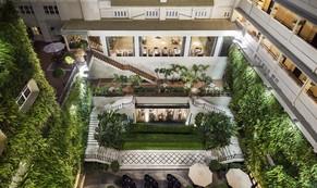 Vertical Garden - Rex Hotel Saigon: Thưởng thức tiệc buffet 5 sao tại Grill & Beer
