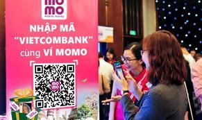 Kích thích thanh toán không dùng tiền mặt, MoMo và Vietcombank tung khuyến mãi khủng