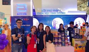 Abbot tài trợ triển lãm sữa Việt Nam
