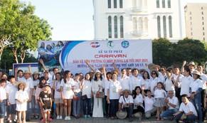 """Chương trình Caravan Cần Giờ """"Bảo vệ môi trường vì một tương lai tốt đẹp hơn"""""""