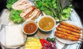 Bánh tráng cuốn thịt heo và 5 món ăn không thể bỏ lỡ ở Đà Nẵng