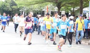 Hơn 300 vận động viên tham gia hội thao truyền thống ngành cấp nước TP HCM