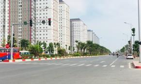 Khu đô thị Thanh Hà đã hoàn thiện đến 90% cơ sở hạ tầng phục vụ người dân