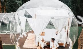 Khách sạn bong bóng trong suốt đẹp tựa Bali vừa xuất hiện ở Đà Lạt