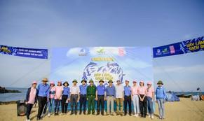 Love Beauty and Planet góp phần làm sạch bờ biển Việt Nam
