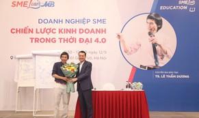 """MB tổ chức hội thảo """"Doanh nghiệp SME - Chiến lược kinh doanh trong thời đại 4.0"""""""