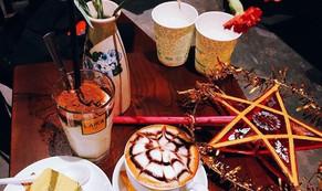 Trung thu ghé 5 quán cà phê trang trí tràn không khí trăng rằm