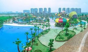 Vui Trung thu tại Công viên nước Thanh Hà Mường Thanh với giá chỉ 90.000 đồng/người