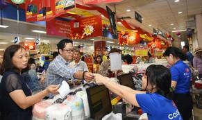 Co.opmart và Co.opXtra bán 10 gói mì với giá chỉ 1.000 đồng