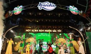 Huda mang hơi thở hiện đại đến với lễ hội Tết truyền thống ở Miền Trung