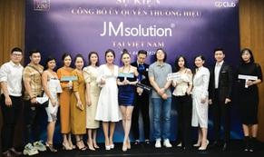 Mỹ phẩm Hàn Quốc JM Solution hợp tác cùng đối tác Việt Nam