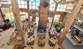 Du khách mê mẩn với quán cà phê phong cách Bắc Âu mới xuất hiện ở Đà Lạt
