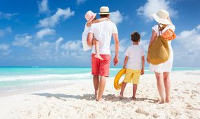 Hình thức du lịch nào phù hợp với các gia đình?