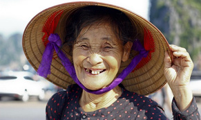 Người Việt đáng yêu trong mắt khách Tây