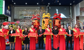 PNJ khai trương cửa hàng PNJ Center An Đông và Hóc Môn