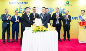 Nam A Bank - Ngân hàng Việt đầu tiên liên kết với ví điện tử Appotapay