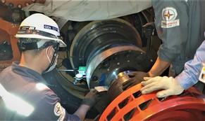 EPS hoàn thành đại tu S4 Nhiệt điện Quảng Ninh