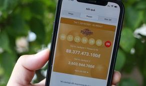Giải Jackpot 1 gần 90 tỉ đồng chưa có vé trúng