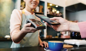 Thanh toán không tiếp xúc tăng chóng mặt