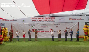 Hơn 13.000 người đăng ký Giải Marathon quốc tế TP HCM Techcombank