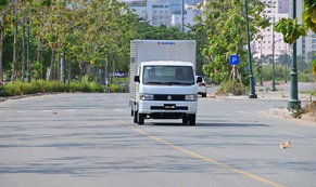 Đáp ứng nhu cầu vận chuyển hàng hoá thiết yếu trong giãn cách với Suzuki Carry Pro