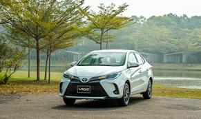 Mua xe Vios trong tháng 9 nhận ngay ưu đãi lên đến 26,5 triệu đồng