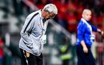 """""""Sói già"""" Marcello Lippi tuyên bố giã từ nghiệp huấn luyện"""