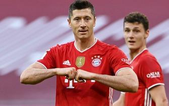 Bayern Munich lập kỷ lục vô địch Bundesliga