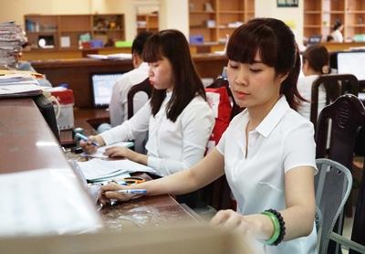 Công chức không được thi nâng ngạch nếu không đúng yêu cầu vị trí việc làm