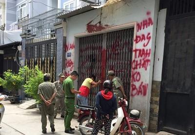 """UBND quận Bình Tân lên tiếng vụ cô giáo viết đơn xin """"xã hội đen"""" cho đi dạy"""