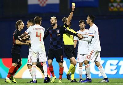 Thua sốc Croatia, Tây Ban Nha vỡ mộng Nations League
