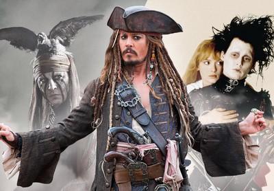 """""""Cướp biển"""" Johnny Depp đau khổ tột cùng vì ly hôn"""