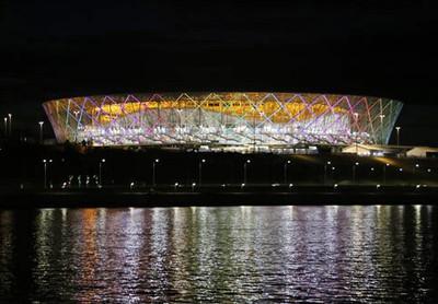 Thăm sân Volgograd trước World Cup