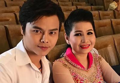 """NS Võ Minh Lâm, Hồ Ngọc Trinh ngồi """"ghế nóng"""" cuộc thi Chuông vàng vọng cổ"""