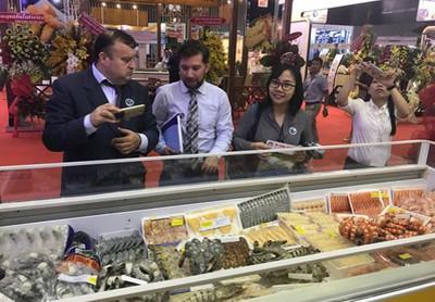 Hội chợ thủy sản lớn nhất trong 20 năm