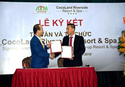 ATM-ASIA làm tư vấn cho CocoLand Riverside Resort & Spa