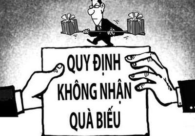 Từ tặng quà tới hối lộ