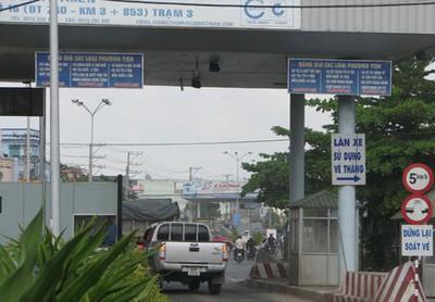 4 trạm BOT ở Đồng Nai ngưng thu phí vĩnh viễn