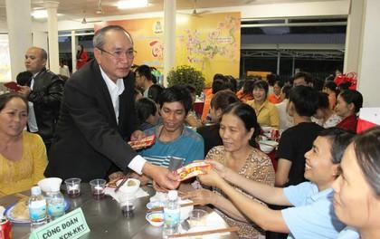 Thưởng Tết ở Khánh Hòa chênh lệch 1.360 lần