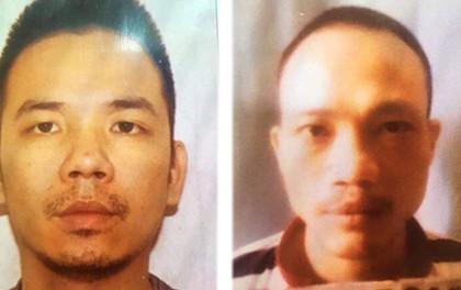 """Quá khứ """"cộm cán"""" của 2 tử tù vừa trốn khỏi trại giam T16"""