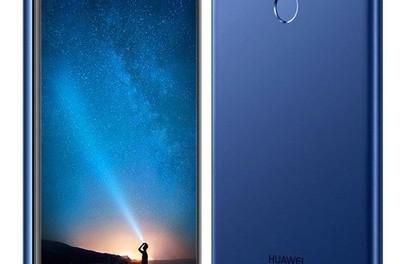 Huawei Nova 2i: Smartphone màn hình tràn viền, 4 camera