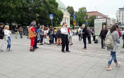 Đâm chém loạn xạ tại Phần Lan