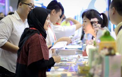 Nhộn nhịp hội chợ Du lịch Quốc tế TP HCM