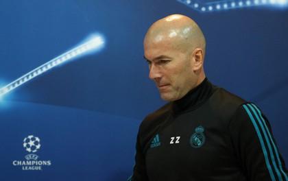 Trận cầu tâm điểm quyết định tương lai HLV Zidane