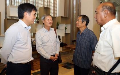 """Đối thoại """"Phát triển bóng đá Việt Nam"""": Trách nhiệm giải trình của VFF"""